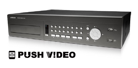 AVC798HA 16 Channel DVR in Bangladesh