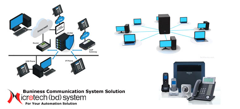 Business Communication Solution BD