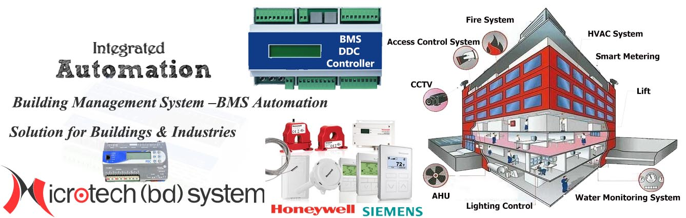 Buidling Management System in Bangladesh, IBMS Solution BD, Building Automation System BD, BMS Company BD
