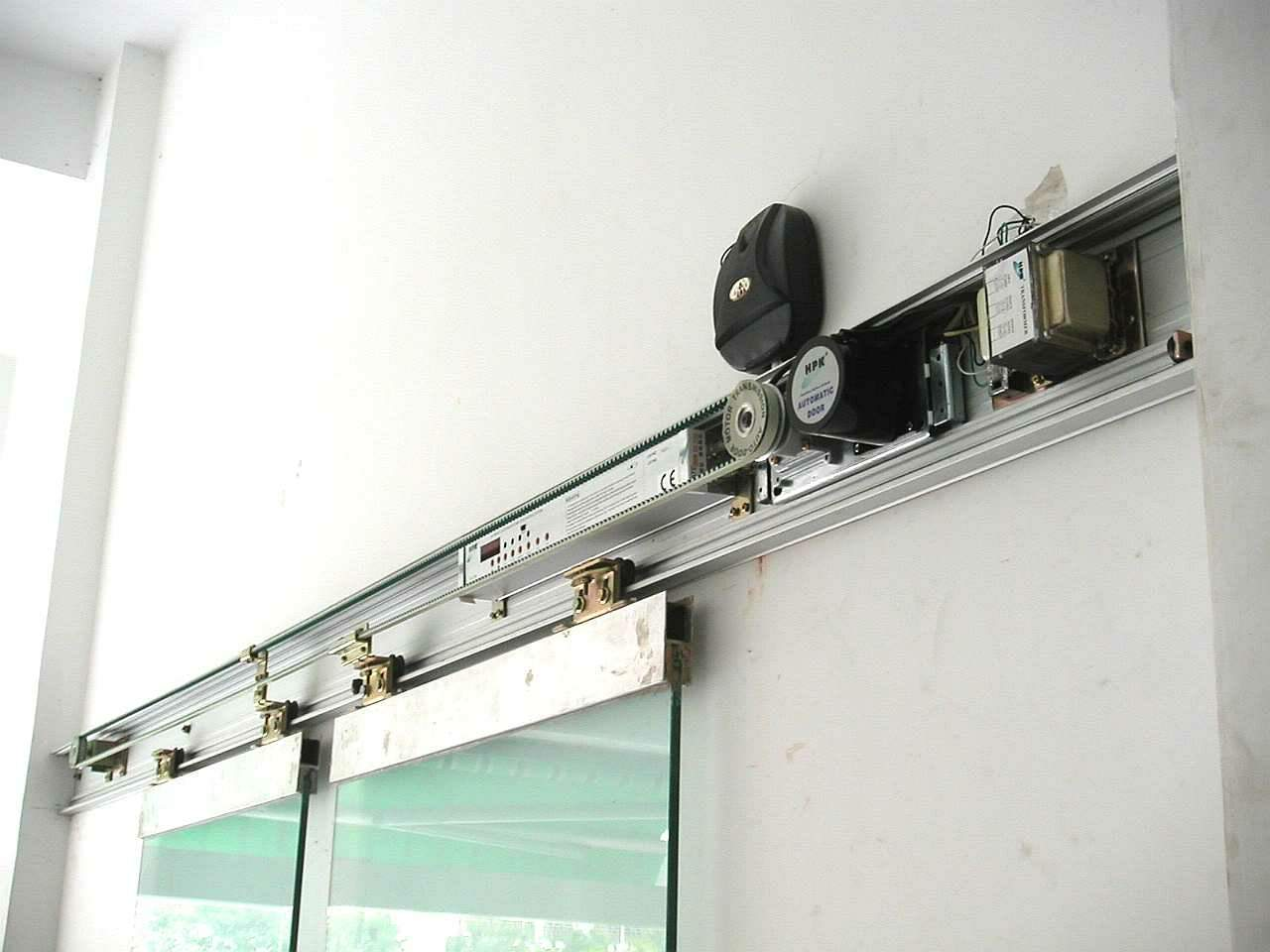 Electric Sliding Doors : Best quality automatic door solution in bangladesh